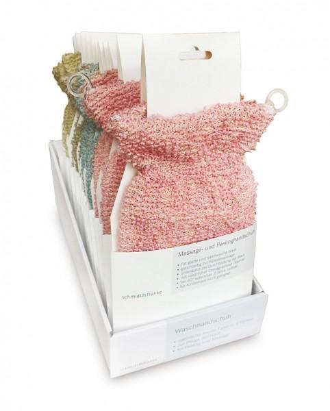 Wasch- und Peelinghandschuh