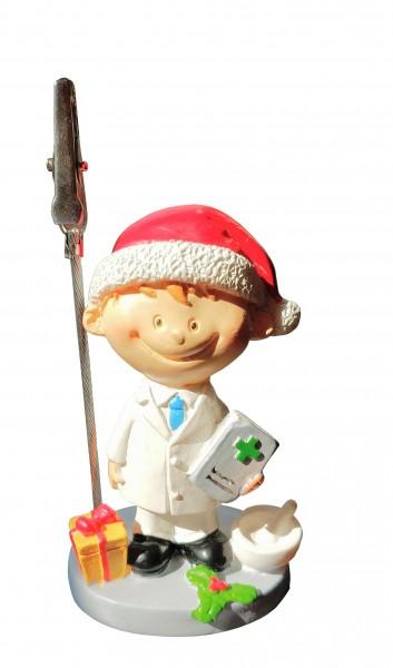 Apotheker-Figur Weihnachten